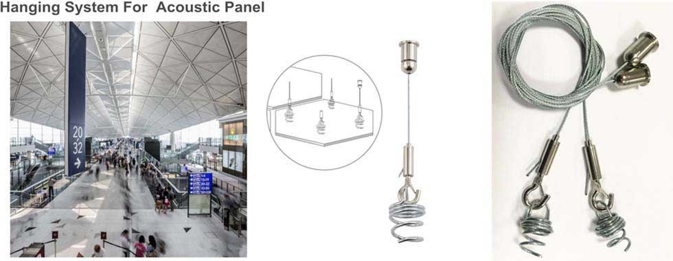 China best Cable Suspension Kits on sales